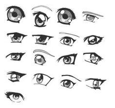 нарисовать лицо девушки аниме поэтапно - Поиск в Google