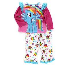 My Little Pony Toddler Pink Pajamas (2T) American Marketing Enterprises INC http://www.amazon.com/dp/B00LBBZ9RQ/ref=cm_sw_r_pi_dp_Rx5-tb0C82QSY