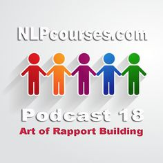 The Art of Rapport Building Giving someone the gift of being understood We find this key idea at the heart of NLP, rapport. It is a skill that help's us achieve our goals, to help other achieve goals, safety, make the world a pleasure to live and work. In this podcast we explore: Insights from …