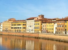 Lungarno - Pisa (Tuscany)