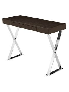 X-Leg Console Table by Pangea Home at Gilt