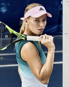 5750ed204ba Recycled waste meets high-end tennis fashion: Wozniacki's Adidas outfit for  Australian Open