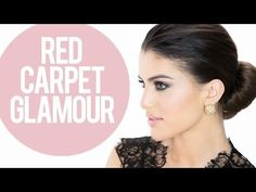 ▶ Jennifer Lawrence Inspired Red Carpet Look | Beauty Pop with Camila Coelho - YouTube