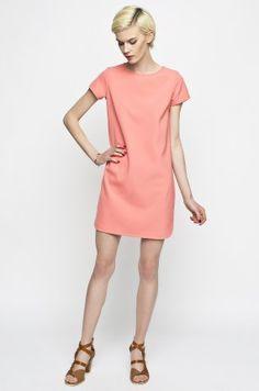 Medicine - Sukienka Rocking It kolor różowy RS15-SUD504 - oficjalny sklep MEDICINE online
