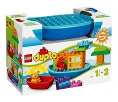 Lego Duplo Kleuter bouw en bootblok 10567  http://www.planethappy.nl/lego-duplo-kleuter-bouw-en-bootblok-10567.html