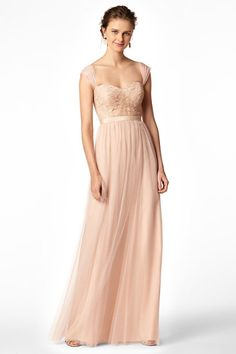 BHLDN Juliette Dress in  Bridesmaids Bridesmaid Dresses Lace at BHLDN