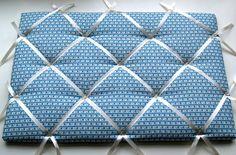 DIY Fabric Notice Boards