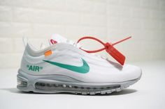 Off-White x Nike Air Max 97 Menta AJ4585-101 Air Max 97 4469821e5