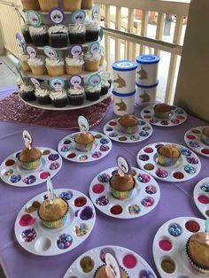 Aria's Unicorn 4th Birthday party | CatchMyParty.com
