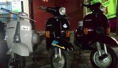 Vespa PTS 100, Vespa CORSA 125, Vespa EXCELL 150