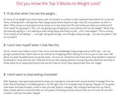 Weight Loss / Weight Loss Journey / Emotional Eating / EFT / NLP / Comfort Eating / Weight Loss Coach / Lose Weight  / Weight Loss Tips http://content.georginanoel.com/10day-weightloss