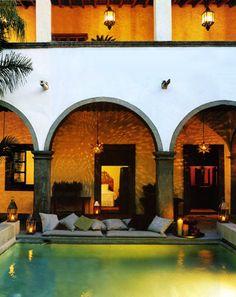 Casa San Miguel de Allende, Mexico.