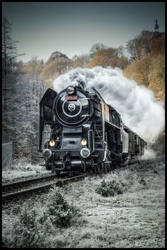 Steam train - null Canon 6d, Trains, Train, Rolling Stock