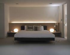 Maxwell Pinborough design & produce bespoke furniture & interiors from our East London premises. Modern Luxury Bedroom, Modern Master Bedroom, Modern Bedroom Design, Master Bedroom Design, Contemporary Bedroom, Luxurious Bedrooms, Home Bedroom, Bedroom Furniture, Hotel Bedroom Design