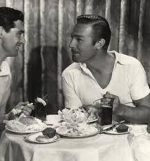 Randolph Scott...& Cary Grant.