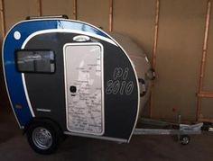 ≥ Pino Pi2010 Mini caravan 2 pers 380kg DEMO (kleine auto) - Caravans | Overige - Marktplaats.nl