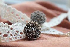Rybenka / Créme vintage roses Vintage Roses, Creme