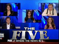 Looks like @ericbolling and @RobertGBeckel got #outnumbered By @JedediahBila @Kim Guilfoyle and @Andrea Tantaros pic.twitter.com/JIJqWFjNvD