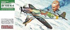 NEW Fine Molds 1/72 German Messerschmitt Bf109K4 Hartmann's Final Combat 27