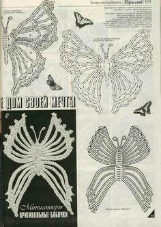 Häkelanleitungen - Duplet No. 79 Russian crochet patterns magazine - ein Designerstück von Duplet bei DaWanda