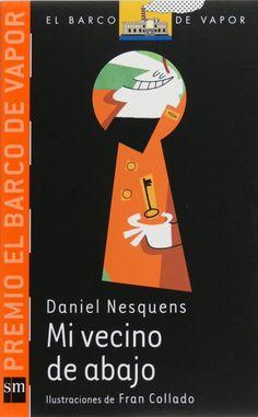 """Maestros del Futuro : Análisis del libro """"Mi vecino de abajo"""""""