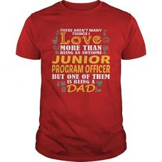 AWESOME TEE FOR JUNIOR PROGRAM OFFICER T-SHIRTS, HOODIES (22.99$ ==► Shopping Now) #awesome #tee #for #junior #program #officer #shirts #tshirt #hoodie #sweatshirt #giftidea