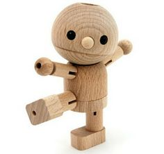 molly-meg: Mu Dooru- Wooden doll
