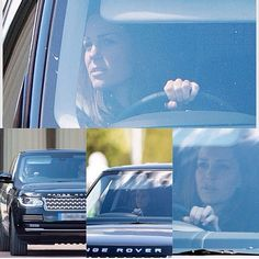 Duchessofcambridgeposts Kate Is Out And About Today She Was Either Picking Up Or Range RoverPrincess