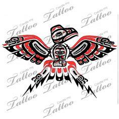 Marketplace Tattoo Thunderbird #15112 | CreateMyTattoo.com