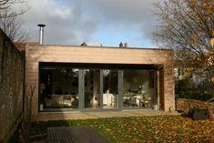 Contemporary Log House Merer 6B