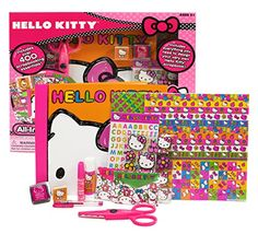 Kids' Scrapbooking Kits - Hello Kitty AllinOne Scrapbook Kit ** More info could be found at the image url.