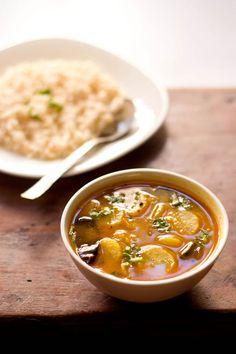 radish sambar or mullangi sambar - easy south indian sambar recipe made with sambar powder & without coconut . radish sambar or mullangi sambar is a flavorful & delicious sambar.