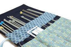 Knitting Needle Case Tutorial