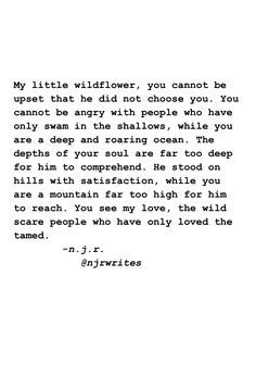 The wild scare people who have only loved the tamed. Poem Quotes, Cute Quotes, Motivational Quotes, Inspirational Quotes, Qoutes, The Words, Pretty Words, Beautiful Words, Thing 1