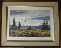 Lot 5: MILTON C. WEILER, American (1910-1974) - J. James Auctioneers and Appraisers | AuctionZip