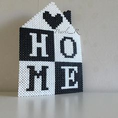 Home hama beads by pearls_r