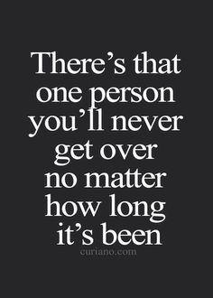 ~ Siempre existe esa persona que nunca olvidarás, sin importar cuanto tiempo haya pasado...