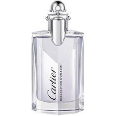 Cartier Déclaration D'un Soir Eau De Toilette 50ml found on Polyvore featuring beauty products, fragrance, perfume fragrances, cartier fragrance, cartier perfume, eau de toilette perfume and edt perfume