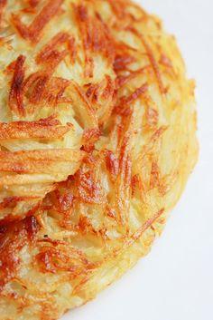 "La Cuisine de Bernard: Les Pommes ""Darphin"""