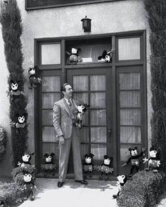 The Walt Disney Company was founded 90 years ago today. Happy anniversary, Disney.
