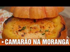 Camarão na Moranga - YouTube
