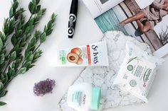 Today on the blog I'm sharing how I reset & refresh my skin for Spring, with the help of a few tried & true classic products | www.fashionlush.com  @Target #skincare #springbeautyrefresh #ad