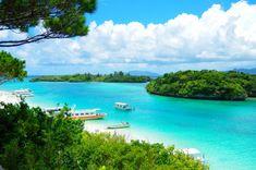 Playas paradisíacas de Okinawa.