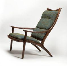 sam maloof, furniture,design,wood