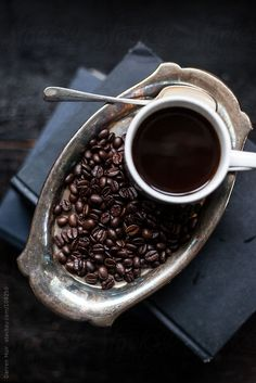 Indian Heart — roldam:  Freshly brewed coffee.   By DarrenMuir...