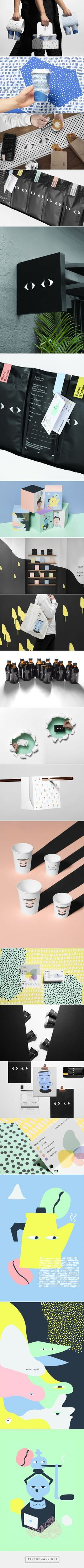 Grab a Coffee and Get Inspired With Blend Station | design by  Futura