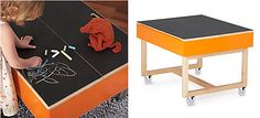 Funday Table (streamlined)