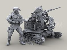 Rocketumblr | Live Resin Military Robot