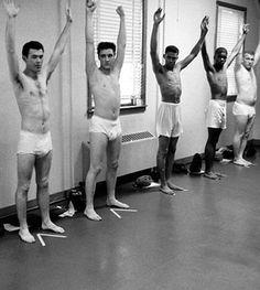 Retronaut - Measuring Elvis, March 1958.