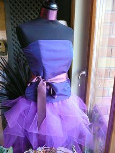 Taft ruha, tothemese, meska.hu #taffeta #tulle #purple #dress Purple Dress, Tulle, Formal Dresses, Skirts, Fashion, Purple Sundress, Moda, Formal Gowns, La Mode